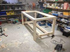 Garage Door Framing, Garage Door Panels, Panel Doors, Woodworking Shop, Woodworking Plans, Garage Kits, Garage Ideas, Diy Garage Storage, Diy Workbench