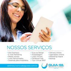 Marketing Digital é a arte de divulgar seus produtos alavancando assim suas vendas. Fale conosco! centrosul.sorocabaguiase.com.br vanderlei@sorocabaguiase.com.br
