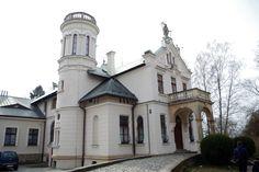 Palace, Oblegorek, swietokrzyskie, Poland, Sienkiewicz
