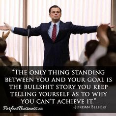 Wolf Of Wall Street Jordan Belfort Quotes. QuotesGram by @quotesgram