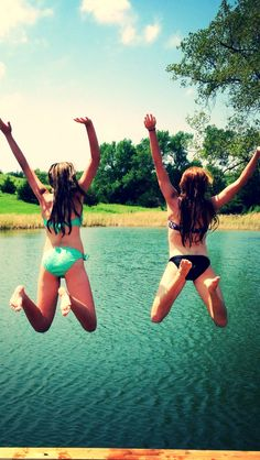 Summer best friend pics!