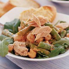 Tuna-Garbanzo Salad   MyRecipes.com