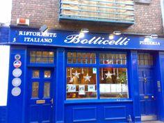 Botticelli Ristorante Italiano - Temple Bar, Dublin, IE