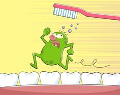 The Daily Showdown of the Good, the Bad and the Ugly Facts about Dental Hygiene