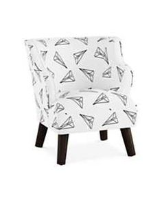 Sparrow & Wren Anita Rounded Back Dining Chair - 100% Exclusive | Bloomingdale's Contemporary Dining Room Furniture, Round Back Dining Chairs, Wren, Mid Century Design, Accent Chairs, Stars, Kids, Inspiration, Curves
