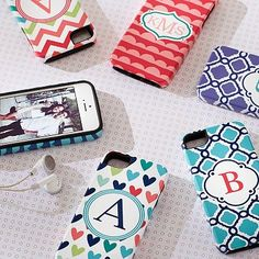 Girls Printed Phone Cases - iPhone #pbteen