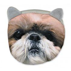 Dog Coin Purse - Lhasa