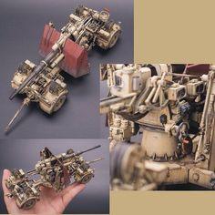Scale 1/35 88mm FLAK 36/37 (Dragon) PART1 By: Iao Kit From: Iao Kit  #scalemodel #diorama #hoby #modelismo #miniatura #miniature #maqueta #maquette #modelism #plastickits #usinadoskits #udk #plastimodelo #plasticmodel #modelisme