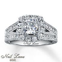 Neil Lane Bridal 2 Carat t.w. Diamond Ring