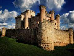 castillo de Turégano #Segovia   ..rh