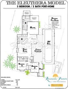 Sunset Homes Of Arizona Home Floor Plans Custom Home Builder Rv ...