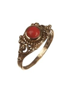 Lovely Gold Plated Semi-precious Stone Ring | Rs. 250 | http://voylla.com