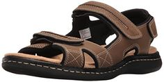 awesome Dockers Men's Newpage Gladiator Sandal