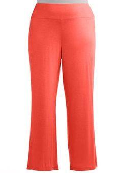 Cato Fashions Solid Palazzo Pants-Plus #CatoFashions