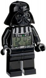 starwars clock darth vadar lego http://wallartkids.com/star-wars-themed-bedroom-ideas