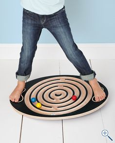 labyrinth balance board