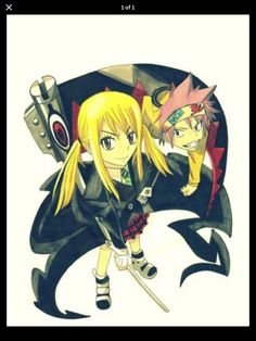 Fairy tail x Soul Eater