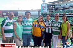 Torneo de Apertura / Temporada 2016-2017 / Domingo, 17 de Julio de 2016 / Estadio Corona / Afición Santos Laguna & Tigres UNAL