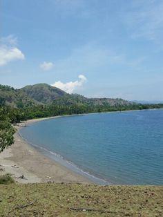 Mahata beach,Oecusse_Timor Leste