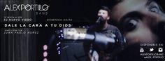 """Alex Portillo BAND estrena su nuevo video """"Dale la Cara a Tú Dios"""" http://crestametalica.com/alex-portillo-band-estrena-su-nuevo-video-dale-la-cara-a-tu-dios/ vía @crestametalica"""