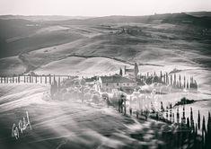 Toskana, Italien Limitierte Edition   #toskana #italy #toscana #italien #picoftheday #duomodisiena #city #architektur #architecture #tourism #beautifuldestinations #IamATraveler #fineart #fineartphotography #bnw #blackandwithe #bw #schwarzweiss #cityscape #landscape #minimalism #doppelbelichtung #analoglook #doubleexposure #hasselblad_x1d #hasselblad_x1d_50c #tuscany #wandbild #interior Land Scape, Illustration, Minimalism, Tourism, Abstract, Architecture, City, Interior, Artwork