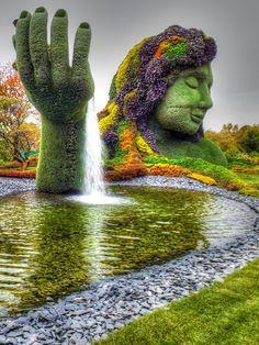 Just Beautiful, Montreal Botanical Garden, Canada