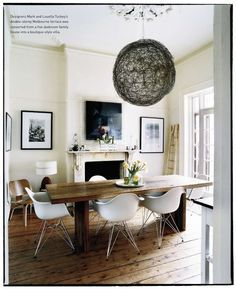 french country meets mid century ranch - Google Search
