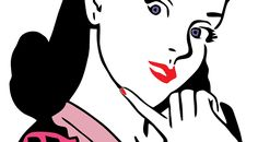 Be a Domestic Goddess in 12 Steps - a tongue in cheek look at how you can be a domestic goddess