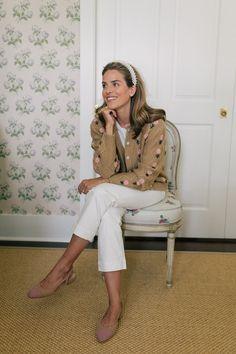 La Maglia Ricamata e Altre Cose Belle. (Things That Inspire Me) | Cool Chic Style Fashion