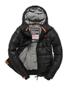 Superdry Polar Puffer Jacket