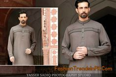 Eden Robe Men Kurta Shalwar Kameez Eid ul Azha Collection 2014 for Men/boys launched. These Eid Kurtas Available in Affordable Prices at Edenrobe Stores