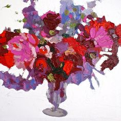 Dianthus Violet by Alesandro Ljubicic, 2013.