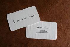 White & Letterprinted    http://lizdesignsthings.com/868983/The-Proper-Poppy