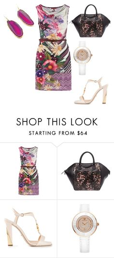 """Untitled #21230"" by edasn12 ❤ liked on Polyvore featuring L'ED Emotion Design, Sergio Rossi, Swarovski and Amanda Marcucci"