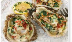 Florida Oysters Rockefeller Recipe