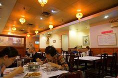 Szechuan Gourmet - New York, NY, United States. interior