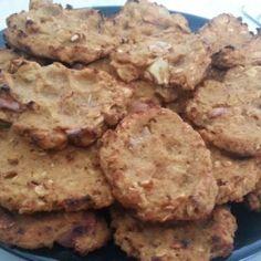 Healthy Baking, Deserts, Cookies, Food, Diet, Crack Crackers, Biscuits, Essen, Postres