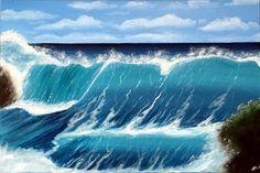 Blue Sea by Aisha Haider
