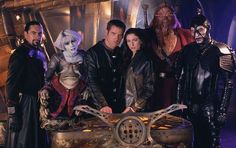 A 'Farscape' Sequel Is Coming, Let The Uncharted Territories Celebrations Begin! - Geeks of Doom
