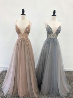 Mauve evening dress : Mauve prom dress with slit Mauve Prom Dress, Pretty Prom Dresses, Homecoming Dresses, Beautiful Dresses, Quinceanera Dresses, Gala Dresses, Dance Dresses, Evening Dresses, Formal Dresses