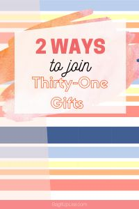 Opportunity is knocking. There are two great ways to join Thirty-One Gifts this spring, including designing your own. Thirty One Catalog, Thirty One Bags, Thirty One Gifts, Pineapple Icon, Welcome Packet, Large Utility Tote, 31 Gifts, Spring Bags, 2 Way