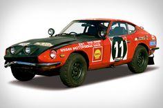 Lenda do Rally - Safari Rally Z