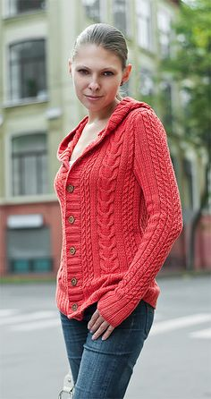 Cassidy Sweater by Chic Knits  Hel_Kofta by la-polena, via Flickr  $6 pattern