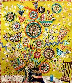 Quilt from 2012 Tokyo International Quilt Festival