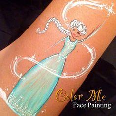 Vanessa Mendoza || Elsa princess design