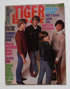 I had my very own subscription to Tiger Beat magazine when I was a teenager madly in love with David Cassidy (I Think I Love You) and Donny Osmond (Puppy Love)!
