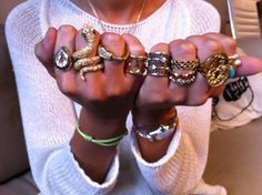 SHOW ME YOUR RINGS www.gemgossip.com