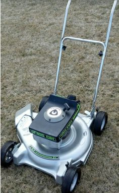 Artic Cat mower with rotory engine