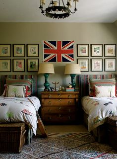 the boo and the boy: Sharing kids' rooms - part 6