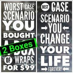 Have you been wanting to Try That Crazy Wrap Thing??  Try it now...for FREE!! Ask me how!!!  #ilovegreatdeals #nothingtolose